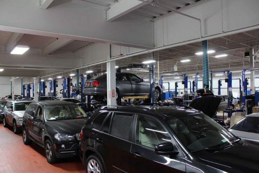 BMW Bayside Service >> Bmw Of Bayside Service Center