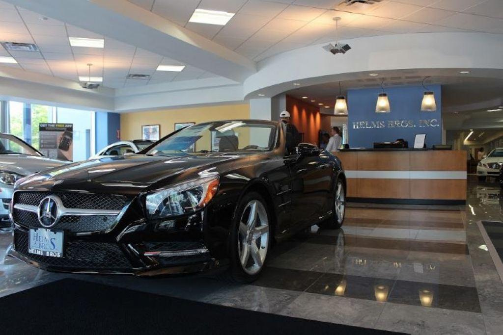 Helms Bros. Inc. Mercedes Benz Dealer | Bayside