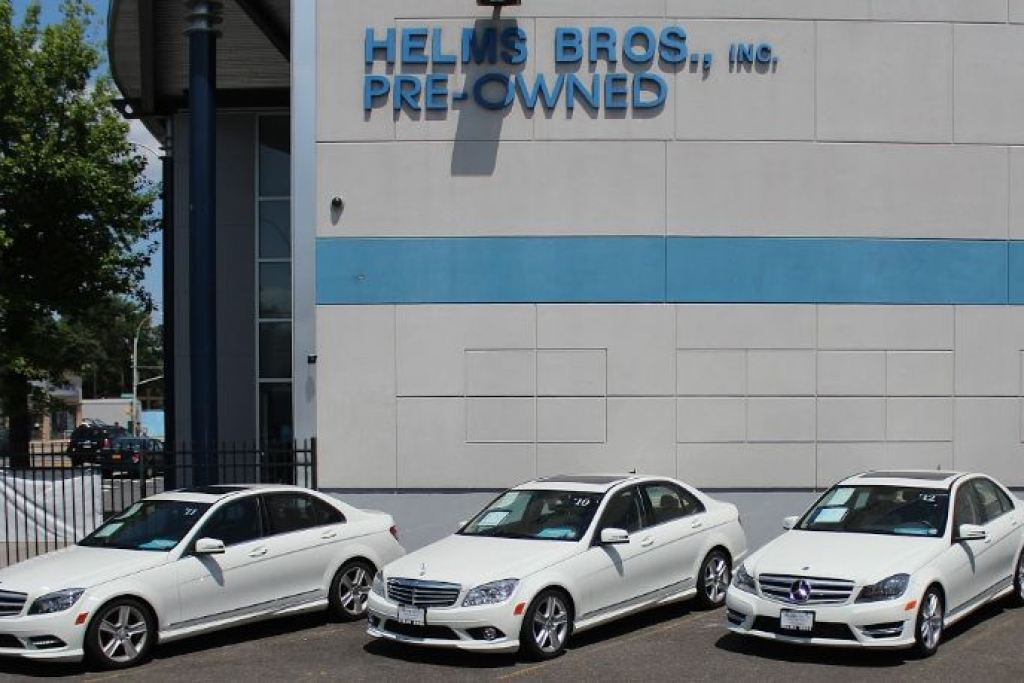 helms bros inc mercedes benz dealer bayside