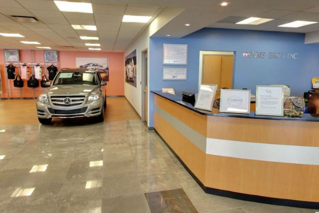 Helms bros mercedes benz service flushing for Mercedes benz helms