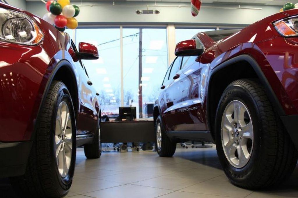 East Hills Chrysler Jeep Dodge Ram | Greenvale