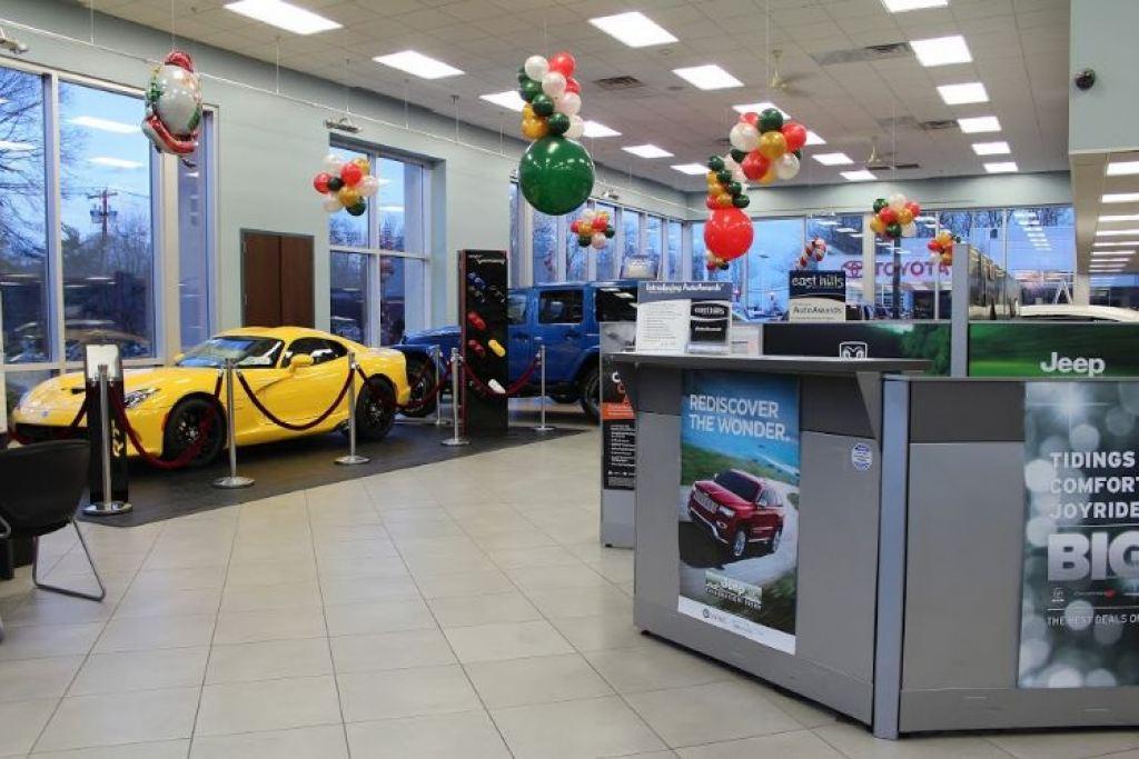 East Hills Chrysler Jeep Dodge Ram Greenvale
